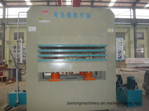 Plywood Hydraulic Hot Press Machine pictures & photos