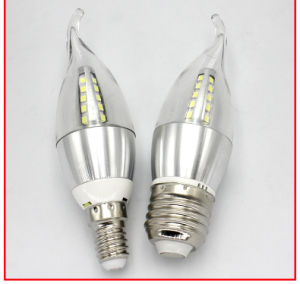 C35 Tail Candle E14 2W LED Filament Bulb pictures & photos