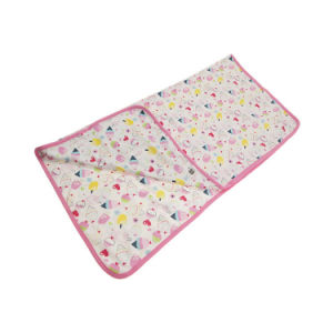 Promotioanl Cotton Baby Blanket / Quilt / Product pictures & photos