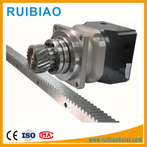Rack and Pinion Gears Construction Hoist Rack Pinion pictures & photos