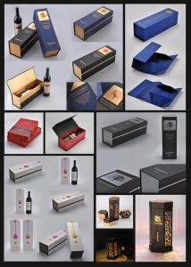 Wine Packaging Box /Gift Wine Packaging /Wine Box pictures & photos