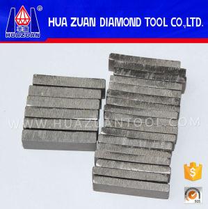 Huazuan Diamond Sandstone Cutting Segment pictures & photos