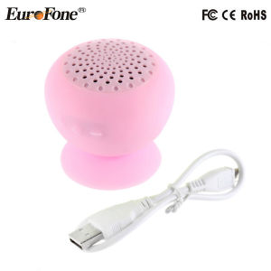 Mini Portable Shower Waterproof Wireless Bluetooth Speaker pictures & photos