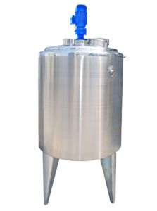 Food Sanitary Stainless Steel 500L Aging Tank pictures & photos