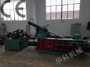 Y81-125tons Safe Metal Recycling Baler pictures & photos
