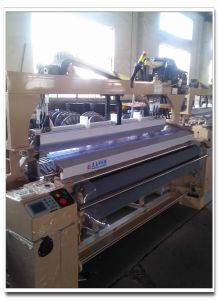 Cheap Price China 190cm Water Jet Loom Double Nozzle Double Feeder for Sale pictures & photos