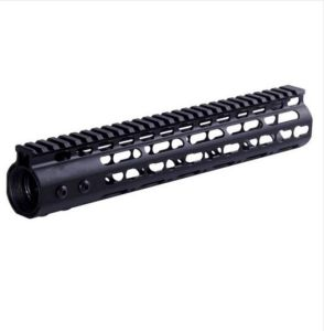 Free Float 5.56 Ris Super Slim Handguard One Piece Top Rail Keymod System for Ar-15 M4 M16 pictures & photos