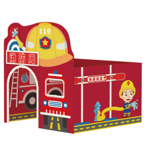 High Quality Wooden Playhouse Children Toy pictures & photos