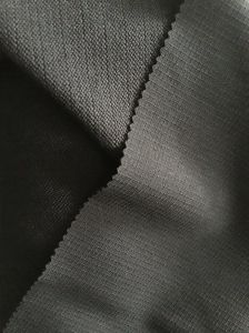Polyester 4 Way Stretch Ripstop Fabric Spandex Polyester Check Fabric pictures & photos