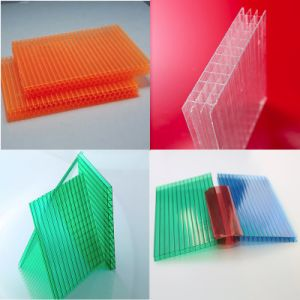 Colorful Polycarbonate Connector Profile Accessories pictures & photos