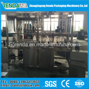 Automatic Cooking Edible Oil Bottled Filling Machine pictures & photos