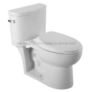 2017 Watersense Certification Ceramic Toilet for North America pictures & photos