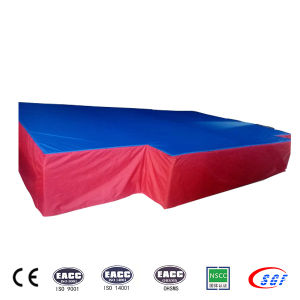 Waterproof Gymnastics High Jump Mat for Competition pictures & photos