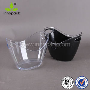 3.5L/8L PS Acrylic Ice Bucket for Beer with Wine Bottles pictures & photos