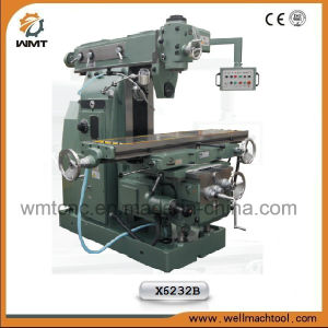 Universal Radial Milling Machine Head Swivel 360 Degree X6232b pictures & photos