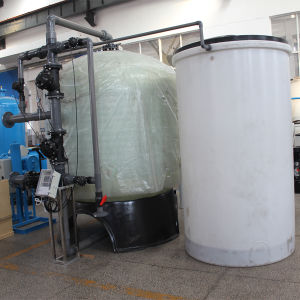 Boiler Feed Water Softener Hard Scale Removal pictures & photos