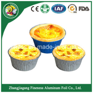 Aluminium Foil Container Cake Cup pictures & photos