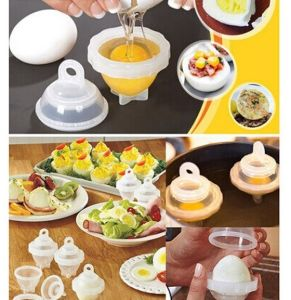 Eggies Hard Boiled Egg Cooker pictures & photos