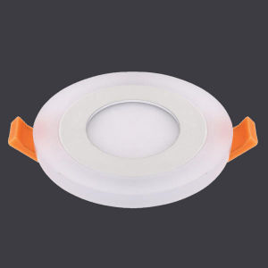 Round LED Panel Light with Ce RoHS Approved pictures & photos