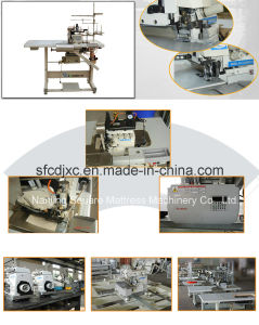 Overlock Machine Manufacture for Mattress Sewing Machine pictures & photos