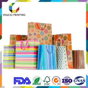 Fashion Reusable Retail Paper Bag with Your Own Logo pictures & photos