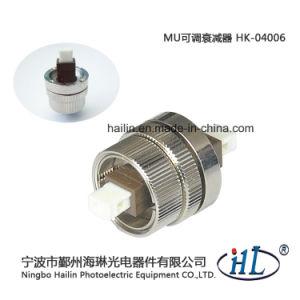 Fiber Optics Suppliers Mu Type Fiber Optic Variable Attenuator 0-30dB pictures & photos
