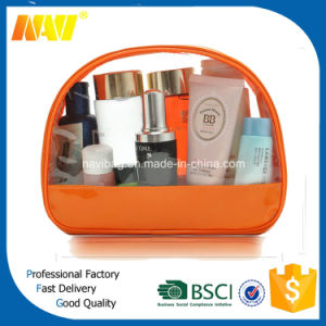 2016 fashion Transparent Make up Cosmetic Bag pictures & photos