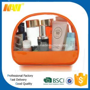 2016 fashion Transparent Make up Cosmetic Bag