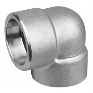 90 Degree Pipe Elbow Socket Welding Pipe Fittings pictures & photos