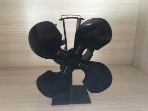 Kinds of Black Coal Stove Fan Ecofan pictures & photos