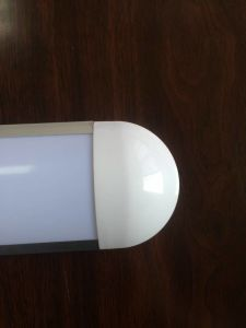 LED Dust Proof Wide Tube Light-Round Cap--36W-1.2m pictures & photos
