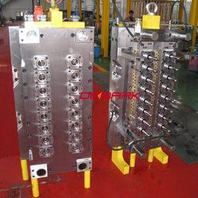 Hot Runner Pet Preform Mould 16 Cavity for Edible Oil pictures & photos