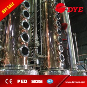 Red Copper Distillation Equipment Making Palm Red Wine pictures & photos