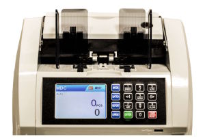 Multi-Currency Banknote Counter with Ecb Approval pictures & photos