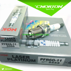 Low Price Ngk 5555 Pfr6g-11 22401-1p116 Denso Spark Plugs for Japanese Car pictures & photos
