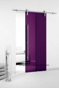 Innocative Color Painted Door Glas pictures & photos