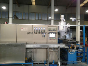 FC-80 Electrical & Cable Wire PP, PE, PVC, Single Screw Extrusion, Extruder Machine pictures & photos