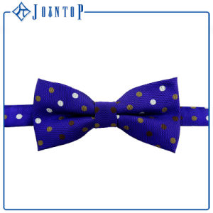 High Quality Polka DOT DOT Design Cheap Wholesale Bow Tie pictures & photos