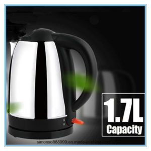 Kitchen Appliance Large Capacity Stainless Steel Electric Kettle pictures & photos