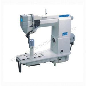 Post-Bed Single Needle Sewing Lockstitch Machine Reply Within 12 Hours pictures & photos