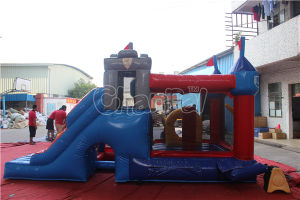 Noble Inflatable Bouncy Castle Combo Chb576 pictures & photos