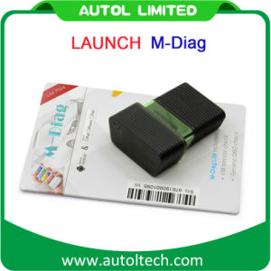 Hot Selling Universal Car Diagnostic Scanner Launch M Diag OBD2 Scanner Car Tools Mdiag for Most of All Cars on Market pictures & photos