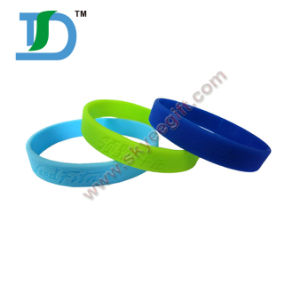 Colorful Sport Silicone Wristband Silicone Bracelet pictures & photos
