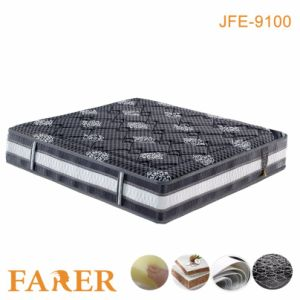 Fabric Style High Density Foam Coconut Coir Mattress pictures & photos