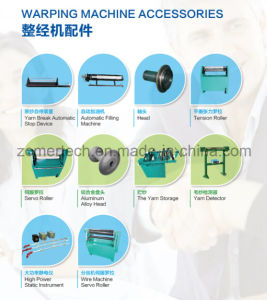 Aluminum Alloy Head of Warping Machine Accessories/Spare Parts pictures & photos