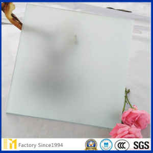 2mm-12mm Clear Acid Etched Glass/Sandblasted Glass/Colored Frosted Glass/Frost Glass/Sandblasting Glass/Frosted Glass for Door or Window pictures & photos