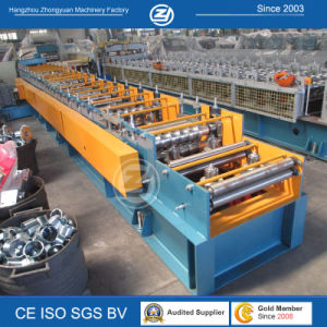 Steel Structure Building Construction C Purlin Roll Forming Machine pictures & photos
