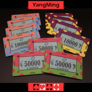 Poker Ceramic Chip (YMCP007-008) pictures & photos