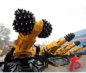 Trencher Rotary Drum Cutters for 3-30 Ton Excavators/Roadheader Attachment pictures & photos