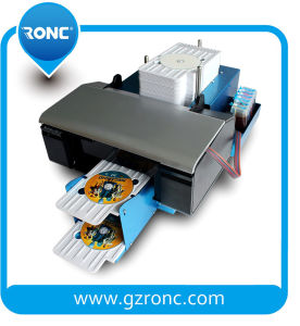 Guangzhou Supply Automatic Blank Disc CD Printer pictures & photos